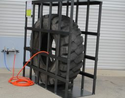 Tyre Inflation Cages